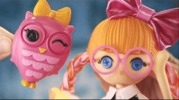 De Lalaloopsy Girls