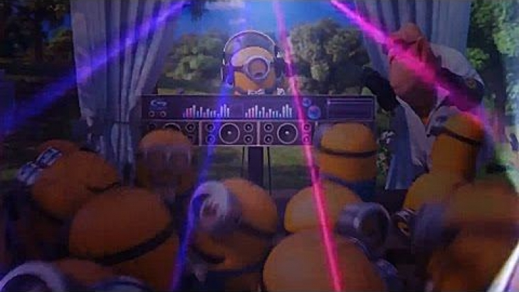 De Minions Houseparty
