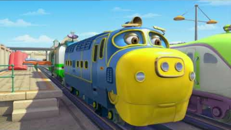 Chuggington Compilatie 2018