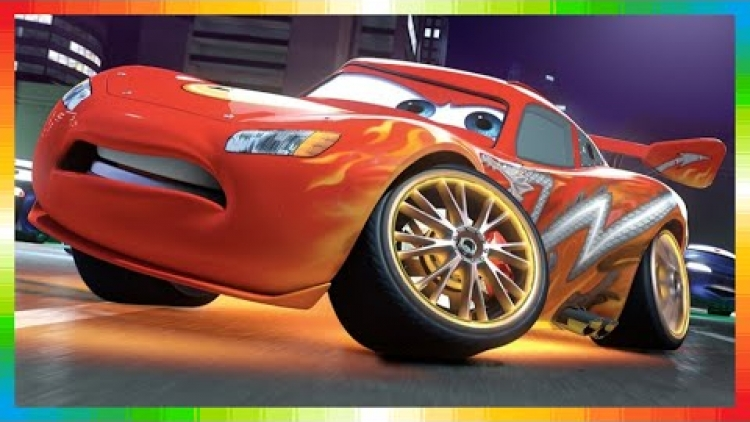 Cars Gamevideo