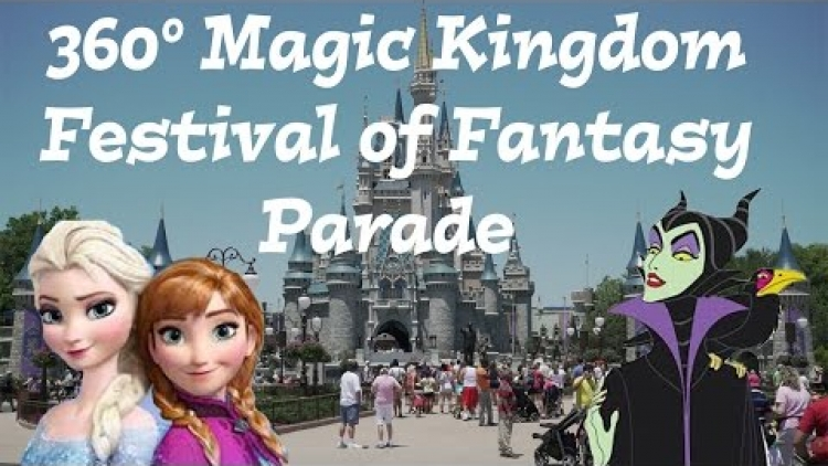 Frozen Festival in 360 Graden