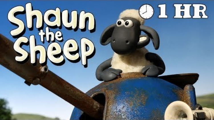 Shaun the Sheep  Season 2  Episodes 3140