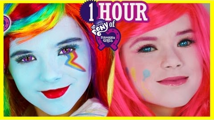 My Little Pony Makeup Tutorial