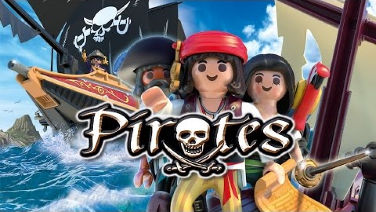 Playmobil Piraten de Film
