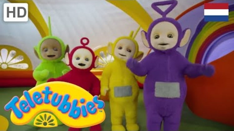 Teletubbies Paars